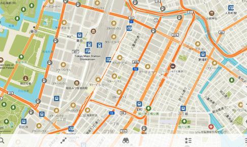 【現在地が分かる】災害時にも心強いオフラインマップ「MAPS.ME」