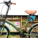 災害用にAmazonの激安な折り畳み自転車を購入